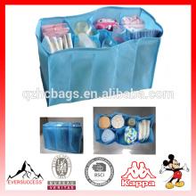 Alta Qualidade Multifuncional Diaper Bags Bag Bag Organizer