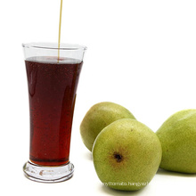 Pear juice concentrate in brix:70+/-1% in drum packing