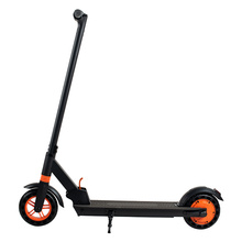 Scooter eléctrico ajustable de largo alcance de 25 km para niñas