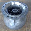Tazón de descarga del cuenco de la bomba de la turbina de Goulds con pintado / áspero / esmaltado