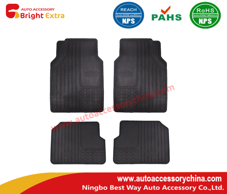 Fitted Rubber Car Mats