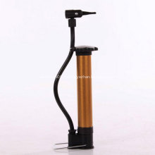 Tube aluminium vélo pompe à main avec manomètre