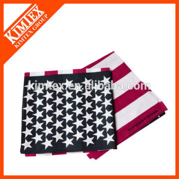 Горячая напечатанная оптовая головка дешевая выполненная на заказ bandana