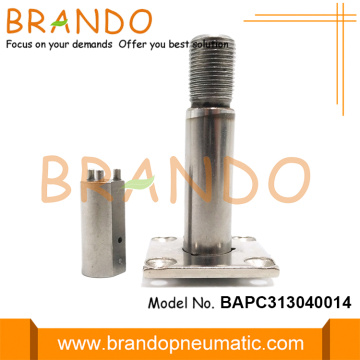 13.0mm OD Armature Tabung Panduan Stainless Steel Plunger