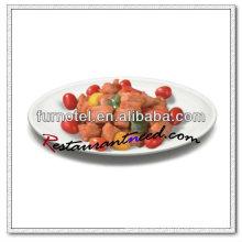 Y316 hochwertige verschiedene Größen PC Oval Dish