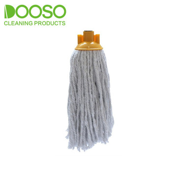 Household Wood and Plastic Microfiber Wet Mop