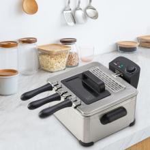 Fritadeira de controle manual 5L