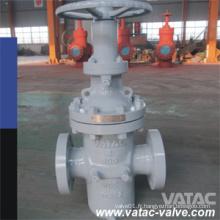 Vanne à expansion en acier coulé Wcb / Lcb / CF8 / CF8m / CF6 / CF3m