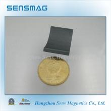 Small Arc Permanent Ferrite Ceramic Magnet for Motor
