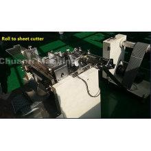Автоматическая рулона в лист резки для пены, пленки, промышленные ленты