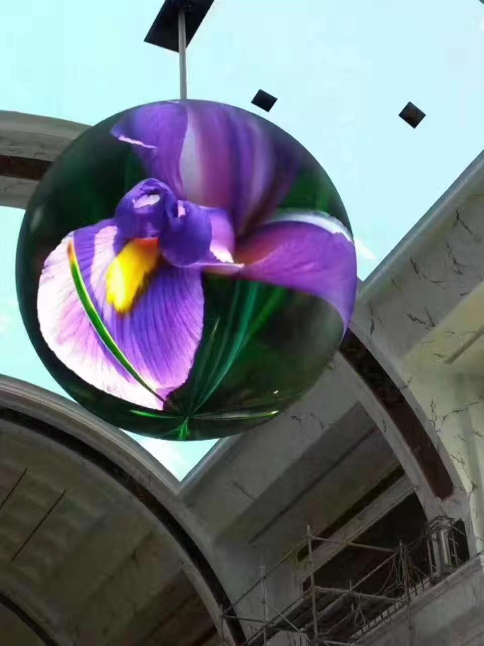 Sphere Led Display