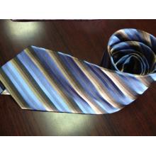 Digital Printed Customized Stripe Silk Ties