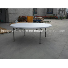 200cm Round Folding Table for Big Activitities Use