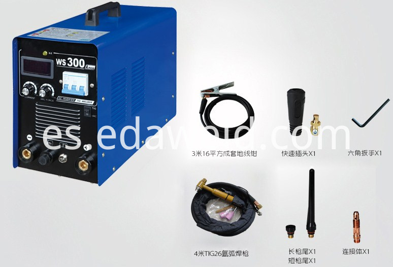 Water Cooled Tig Welder