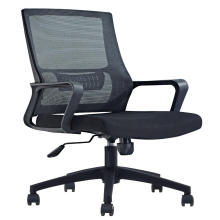 Компьютерный стол стул сетка ткань офисный стул
