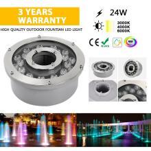 IP65 24V 24W Brunnenbeleuchtung Außenbeleuchtung