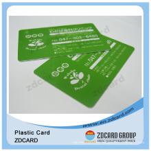 PVC Card Printing Hotel Key Card Health Card