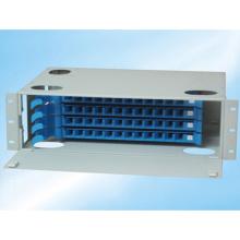 48 Ports Rack-Mount ODF Fiber Patch Panel
