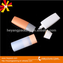 30ml foundation liquid plastic squeeze bottle