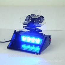 Golddeer LED Warning Visor Light with Suction Cups