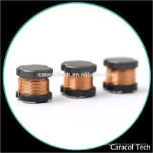 0.08A SMT SMD73-102 Inductor para Dip Slide Switch