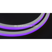 Evenstrip IP68 Dotless 1214 Blue Top Bend Led Streifen Licht