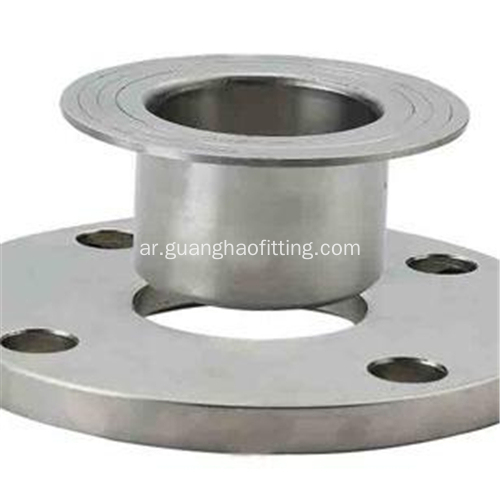 ASME B16.9 MSS-SP75 Gr5Titanium Lap Joint Stub End