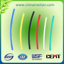 Tubo / manga de encogimiento de calor colorido para cables