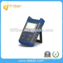 Probador de cable OTDR portátil / Reflectómetro de dominio de tiempo óptico