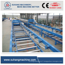 Customize CE Certificated C Z Purlin Product Stacker Machine