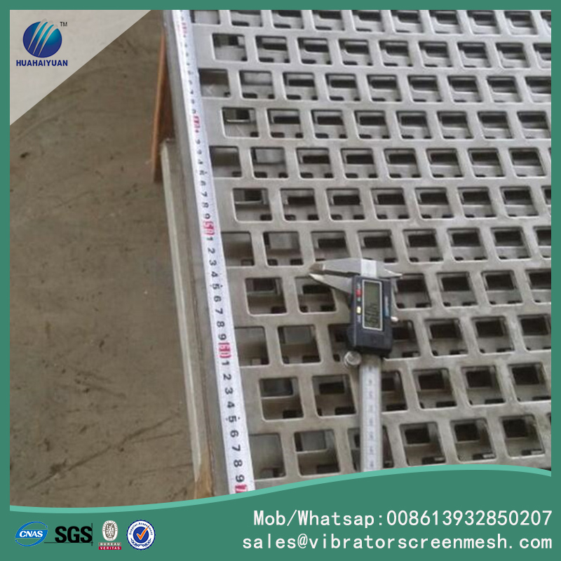 Ss304 Perforated Metal