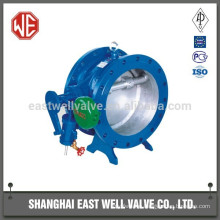 Low pressure non-return valve