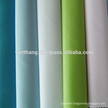 Poly/cotton 144*72/TC45*TC45 115 gsm high quality from Vietnam