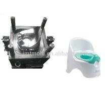 Sofisticado orinal modificado para requisitos particulares de la tecnología para el molde del inodoro del niño del niño