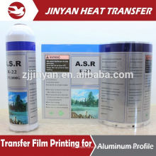 pet film heat transfer for metal products