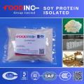 Food Grade Pure Natural NON-GMO Soy Isolate Protein