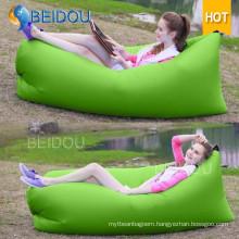2016 Most Popular Inflatable Lamzac Hangout Air Sofa Laybag