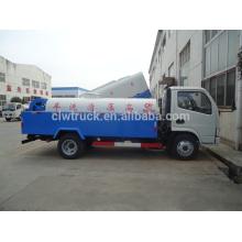 high efficient Dongfeng 3m3 high pressure pump truck washing truck