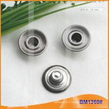 Bouton en métal, boutons Jean personnalisés BM1360