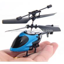 QS QS5013 helicóptero RC de 2.5 canales con función de infrarrojos giroscopio