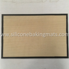Perforated Silicone Mat For Bread