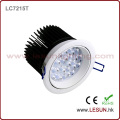 Brightness 15X3w LED Recessed Ceiling Downlight LC7215t
