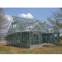 High Quality Light Gauge Steel Prefab house