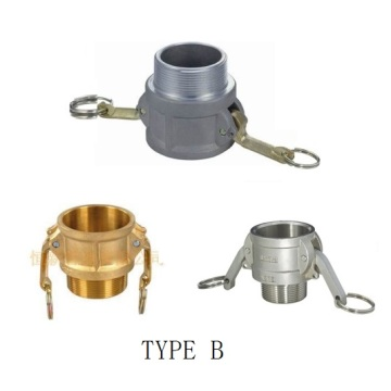 Camlock Quik Couplings τύπου Β