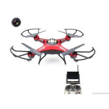 2015 más nuevo GPS Quadcopter RC Drone con cámara Uav 6-Axes RC Drone y control remoto