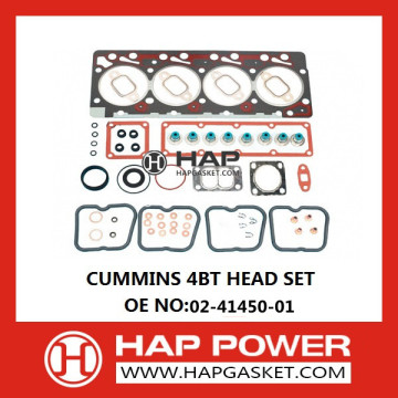 CUMMINS 4BT Head Set 02-41450-01