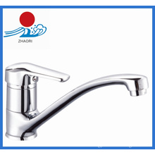 Sinle Handle Hot and Cold Water Kitchen Faucet (ZR21905)