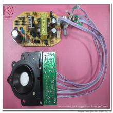 25-миллиметровый пьезоэлектрический распылитель 1,7 МГц для деталей ультразвукового распылителя