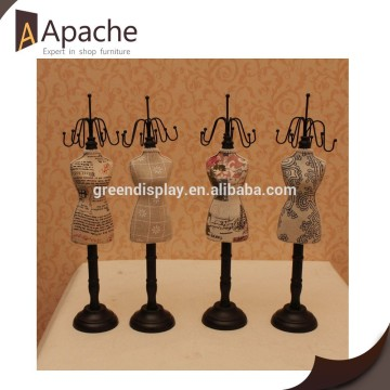 Factory directly Fine appearance Model Jewelry Stand for 2015