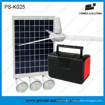 Portable Complete off-Grid Mini Solar Power LED Lighting Solar System Home for Canton Fair